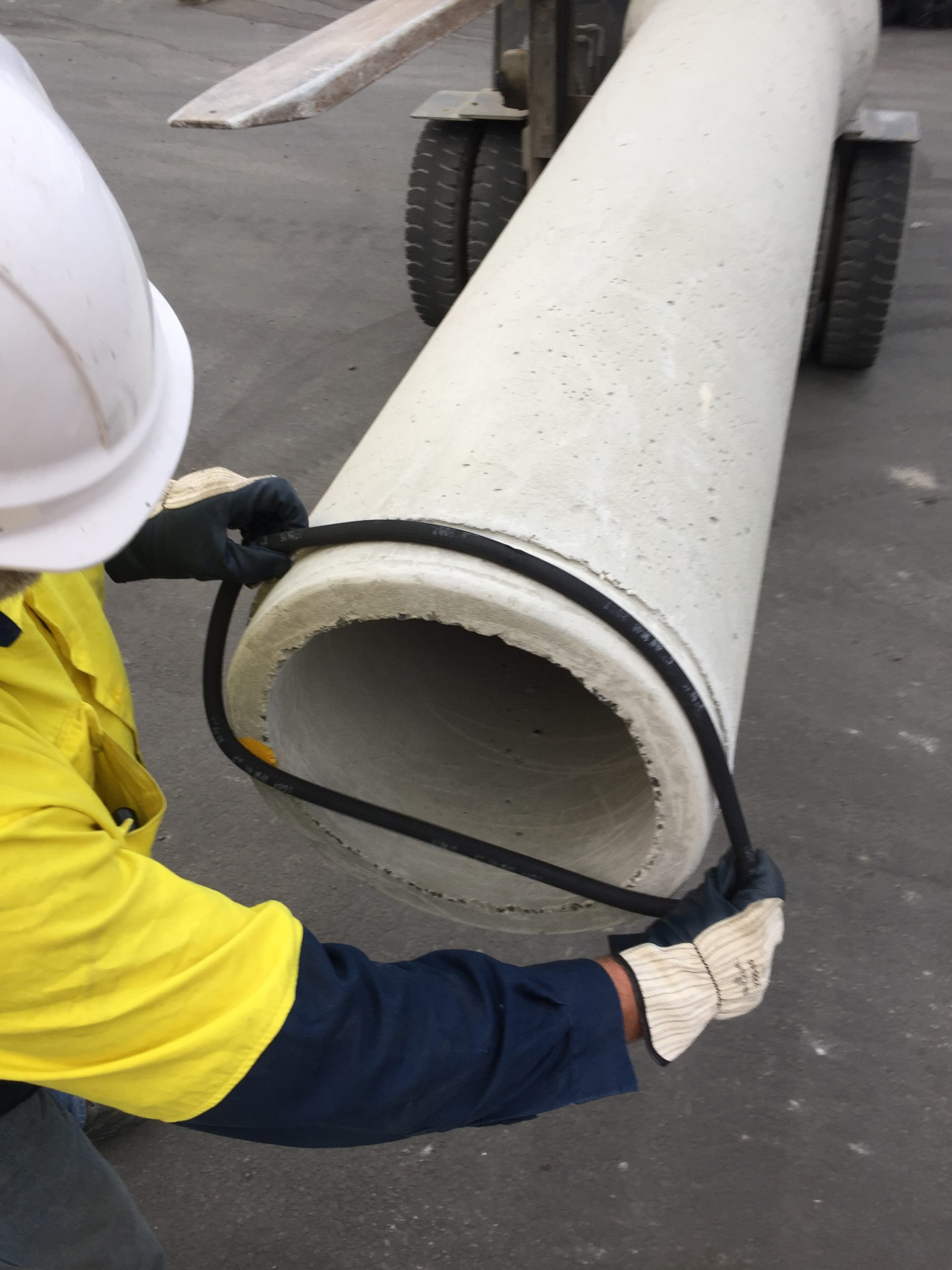 Rubber Ring Joint Concrete Pipe
